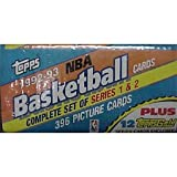 1992/93 Topps Basketball Factory Set (Shaq Rookie!) [Toy]
