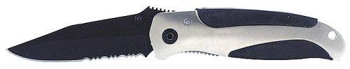Sheffield 12838 Superior Folding Pocket Knife - Friction Saw Blades