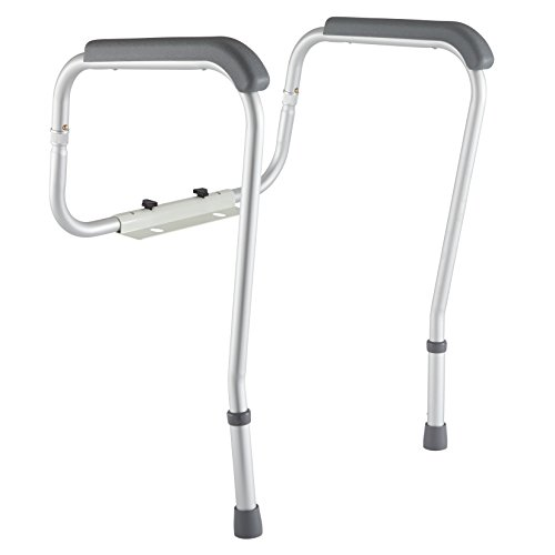 Medline Toilet Safety Rails (Support Safety)