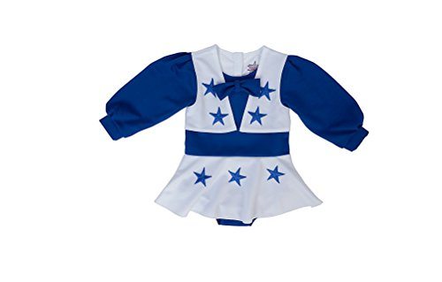 Dallas Cowboys Kids Cheerleader Set (Dallas Cowboy Cheerleaders Uniforms)