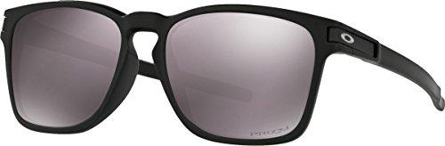 62fcb86e51 Oakley Men s Latch Sq (a) Polarized Iridium Rectangular Sunglasses ...