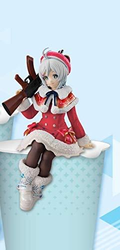 Furyu 5.1 Cyber Girl Siro Noodle Stopper Figure Red Color Version
