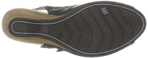 Cat Footwear JACE P305511 - Sandalias de vestir de cuero para mujer Marrón