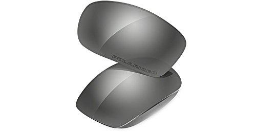 Oakley Fives 3.0 13-540 Polarized Rimless Sunglasses,Multi Frame/Black Lens,One - Oakley Five 3.0