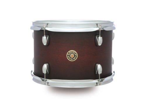 Gretsch Drums Catalina Maple CM1-0710TSDCB Drum Set Rack Tom, Satin Deep Cherry Burst