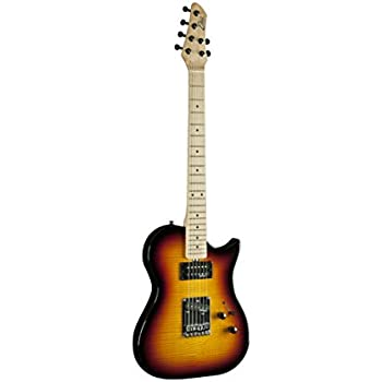 EKO Guitars 05130197 Lite Series TERO Electric Guitar, Honeyburst