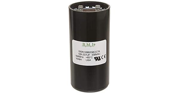 Start Cap 189-227uf 330v Diversitech 189-227330 Mtr Power & Hand ...