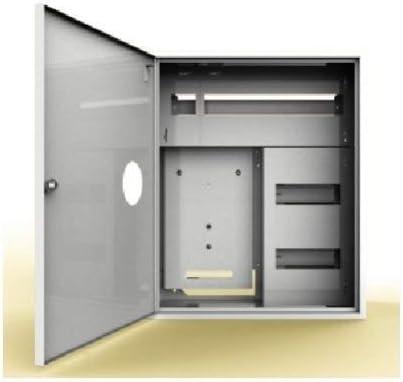 Contador Armario seguridad caja de distribución (para, 1 x Contador de 3 Ph + 36 fusibles a: Amazon.es: Bricolaje y herramientas