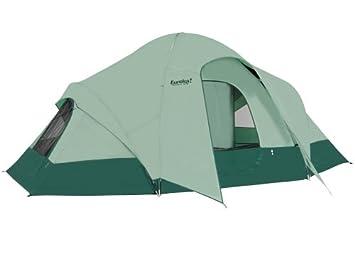 Tetragon 1610 - Tent (sleeps 9)  sc 1 st  Amazon.com & Amazon.com : Eureka! Tetragon 1610 - Tent (sleeps 9) : Family ...