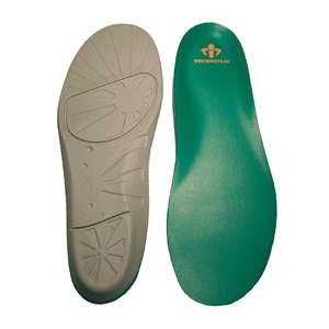 Molded Insole (Molded Insole, Mn9-10-1/2, Wm11-12-1/2, 1PR)