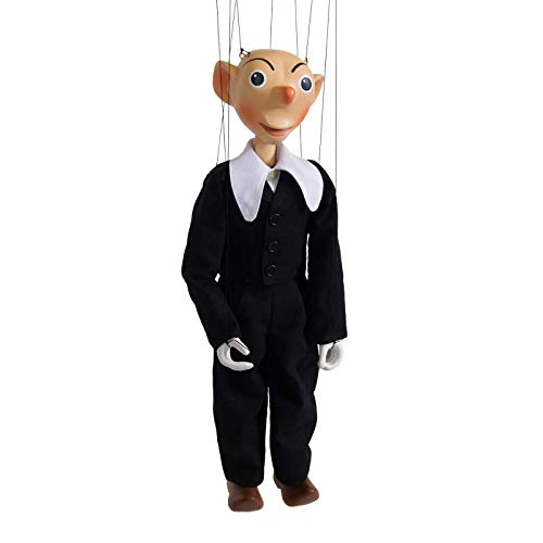 ABAfactory 65006 Marionette Spejbl Holz Spielzeug, 47 cm