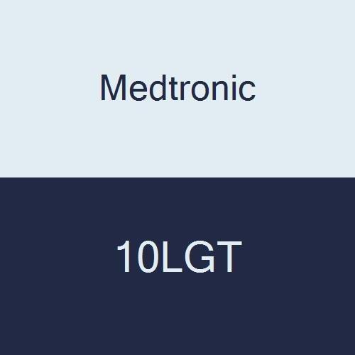Covidien 10LGT Laryngectomy Tube, Cuffless, Size 10, 8.9 mm ID x 13.7 mm OD x 50 mm L