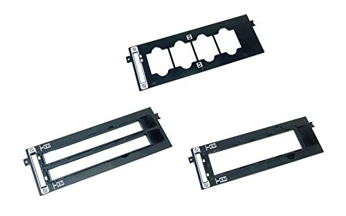 OEM Canon Bundle - 35mm Filmstrip Holder, Slide Holder and 120 Holder for Canon CanoScan 8800, Canoscan 8800F (Filmstrip Scanner)