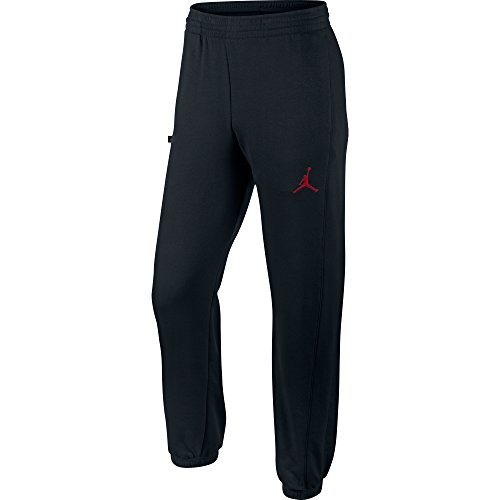 Jordan Men's Nike All Around Jumpman Sweatpants-Black-2XL