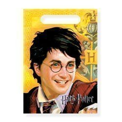 Harry Potter and the Goblet of Fire Treat Sacks Goody Bags Party Supply