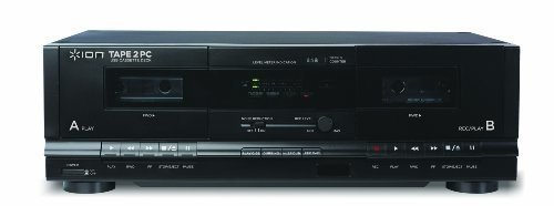 ION Audio Tape 2 PC | USB Cassette Deck Conversion, used for sale  Delivered anywhere in USA
