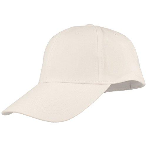 Balke - Gorra de béisbol - para hombre blanco Weiß Talla única