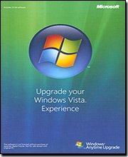 Microsoft Windows Vista Anytime Upgrade product image