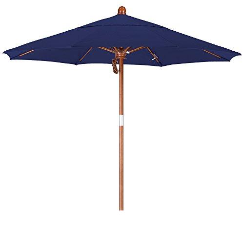 California Umbrella Fiberglass Stainless Sunbrella product image