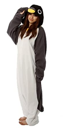 Kigurumi Penguin Adult Animal Pyjamas / Fancy Dress Costume