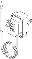 Safety Thermostat (Manual Reset) for Tuttnauer TUT038 by Tuttnauer (Image #1)