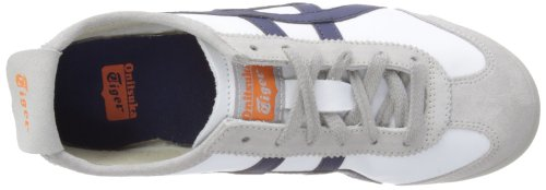 66 Sneaker Mexico Tiger Unisex HL202 WEISS Onitsuka TwXRqt1n
