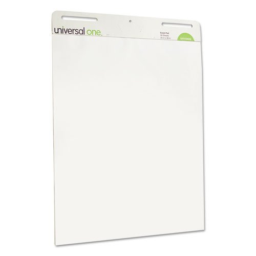 Self-Stick Easel Pads, Unruled, 25 x 30, White, 2 30-Sheet Pads/Carton, Sold as 2 Each