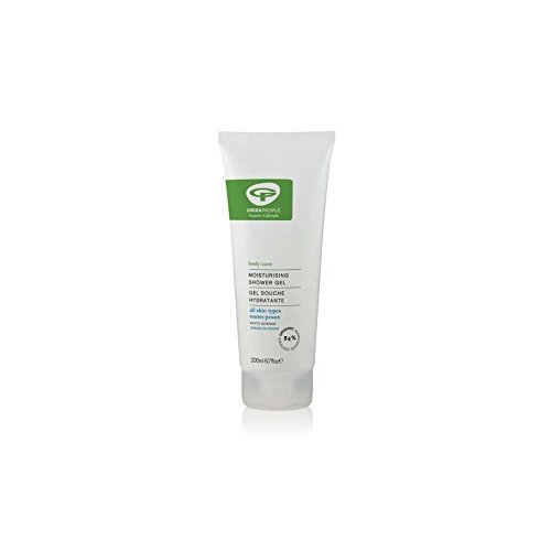 The Green People Moisturizing Shower Gel 200 ml