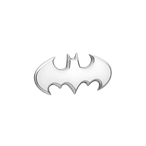 chrome batman emblem - 9