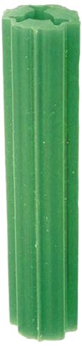 L.H. Dottie 222 Anchor Straight, No.10-12 by 1-Inch Length, Green, 100-Pack