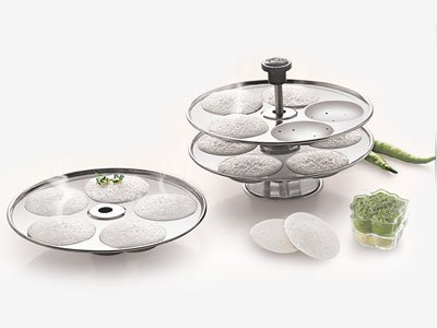 idli cooker without plates - 8