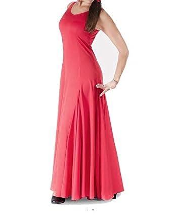 Anuka Vestido de Mujer para la Danza Flamenco o sevillanas: Amazon.es: Ropa y accesorios