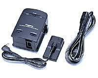 Canon CH-910 Dual Battery Charger & Holder for Elura, Optura & HX-A1 Camcorders