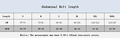Adjustable Low Back Lumbar Support Waist Trimmer Trainer Belt Bodyshaper Brace Tummy Fat Burner For Fitness Weight Loss