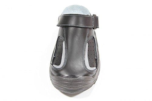 Dimi Routier , Chaussures de sécurité pour homme Noir Noir