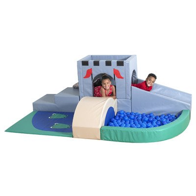 Children's Factory CF322-228 Medieval Kingdom Climber by Children's Factory