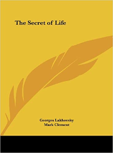 Book The Secret of Life