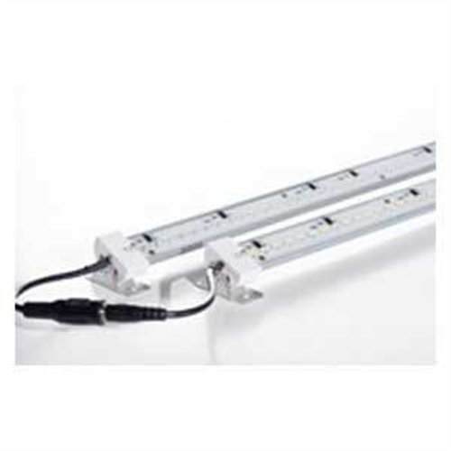 TrueLumen 12-Inch TrueLumen Pro LED Strip Light, Actinic Pacific Blue with Canopy Brackets