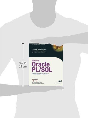 Mastering Oracle Pl Sql Practical Solutions Ebook