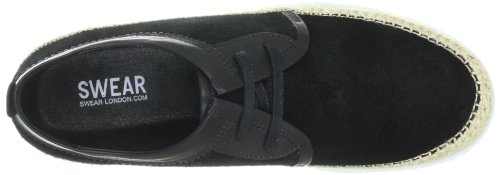 schwarz Suede Earl2 Base black London Nero Swear Uomo Scarpe 5qPYw4x8