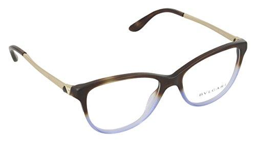 Eyeglasses Bvlgari BV 4108B 5363 HAVANA GRADIENT - Bulgari Eyewear