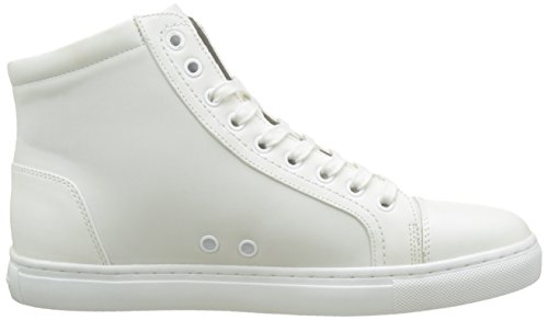G-STAR RAW Men's Toublo Mid Hi-Top Sneakers White (White 110) free shipping best best sale cheap online high quality Ew5BnFp