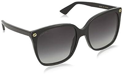 Gucci GG0022S Designer Sunglasses Lens 57 mm