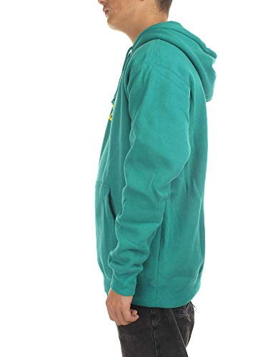 Shirts Homme 224180237 XL Vert Obey Sweat w70qgBnT