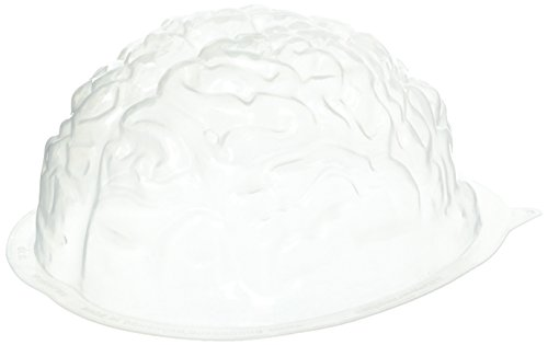 Plastic Brain Jello Mold -
