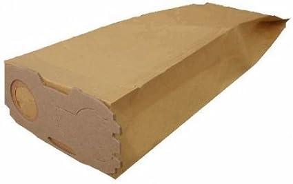 ET20 Vorwerk Aspirapolvere Sacchetto di carta Pack 5