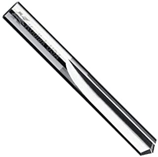 "product image for Kodiak Cutting Tools KCT140402 USA Made Solid Carbide Straight Flute Drill, 2 Flute, 1-1/4"" Length of Cut, 2-1/2"" Overall Length, 5/16"" Diameter"