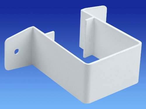 wavin-osma-4t833-white-pipe-bracket-stand-off-for-61mm-square-downpipe-by-osma