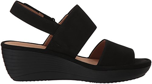 153c7192b5da CLARKS Women s Reedly Breen Wedge Sandal