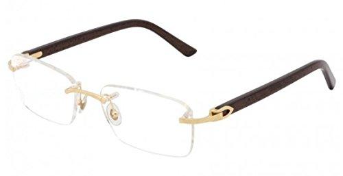 535cec9332 lunettes de vue cartier arezzo fdc t8100928: Amazon.fr: Vêtements et ...